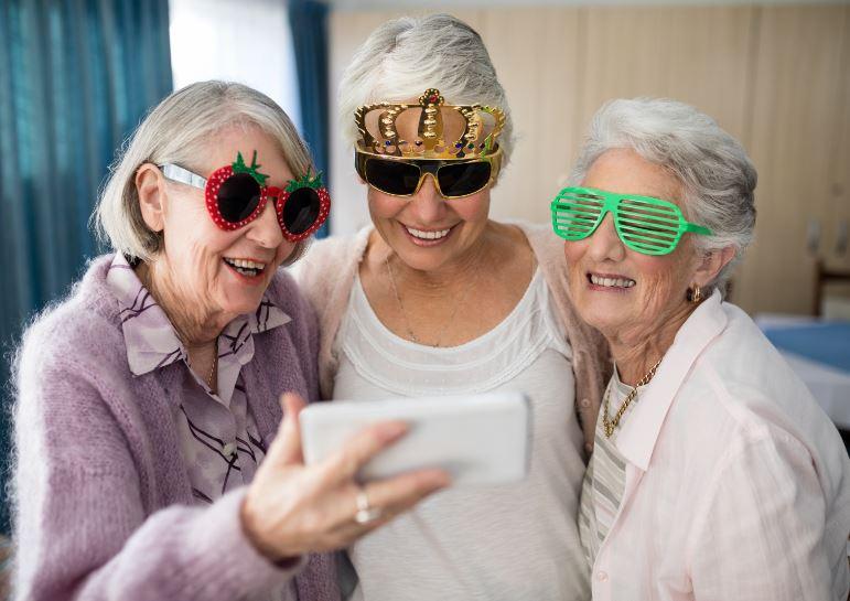 Die Gesellschaft im Wandel - Die neuen Alten