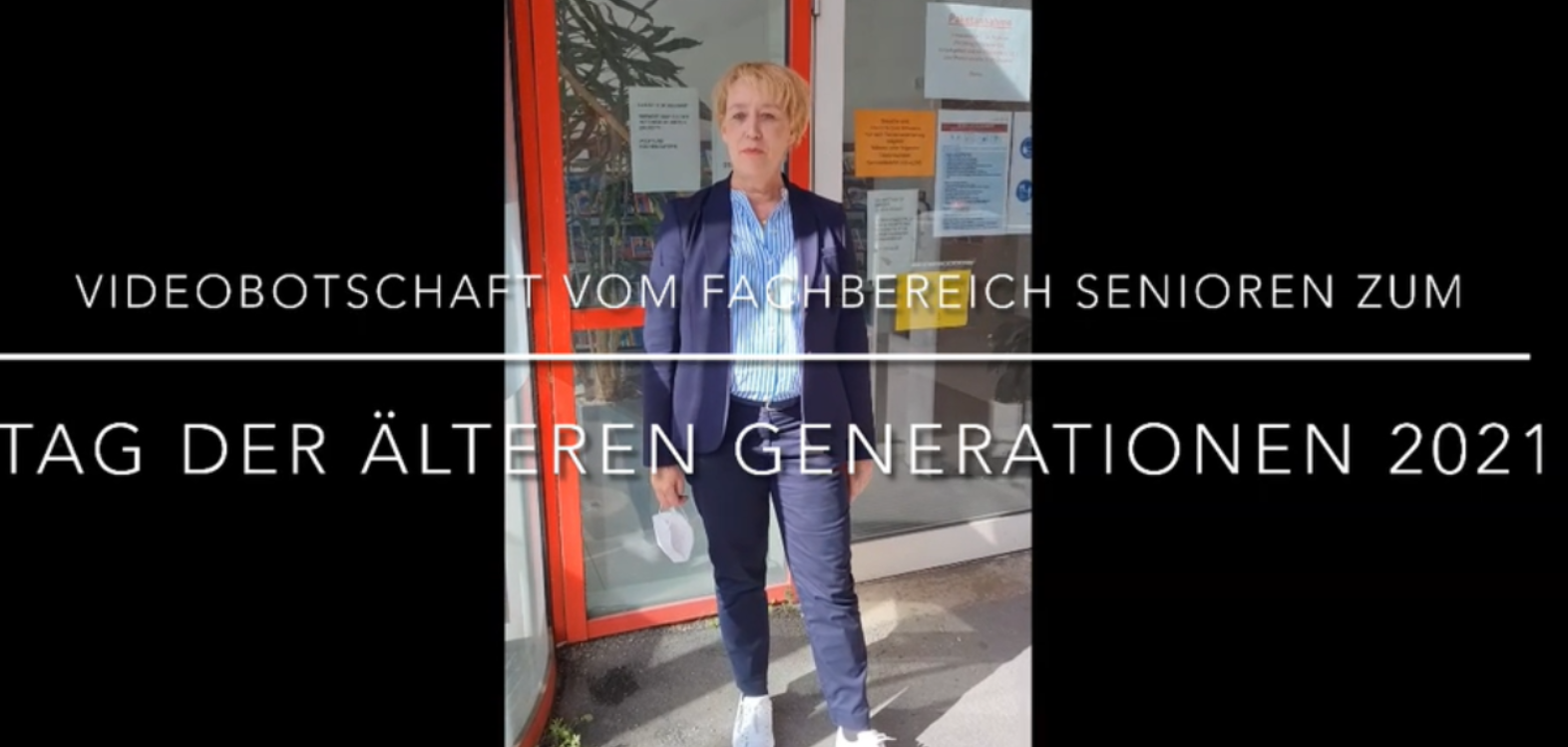 Internationaler Tag der älteren Generation 2021